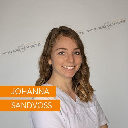 ZÄ Johanna Sandvoss Deine Zahnärztin in Hamburg Bramfeld